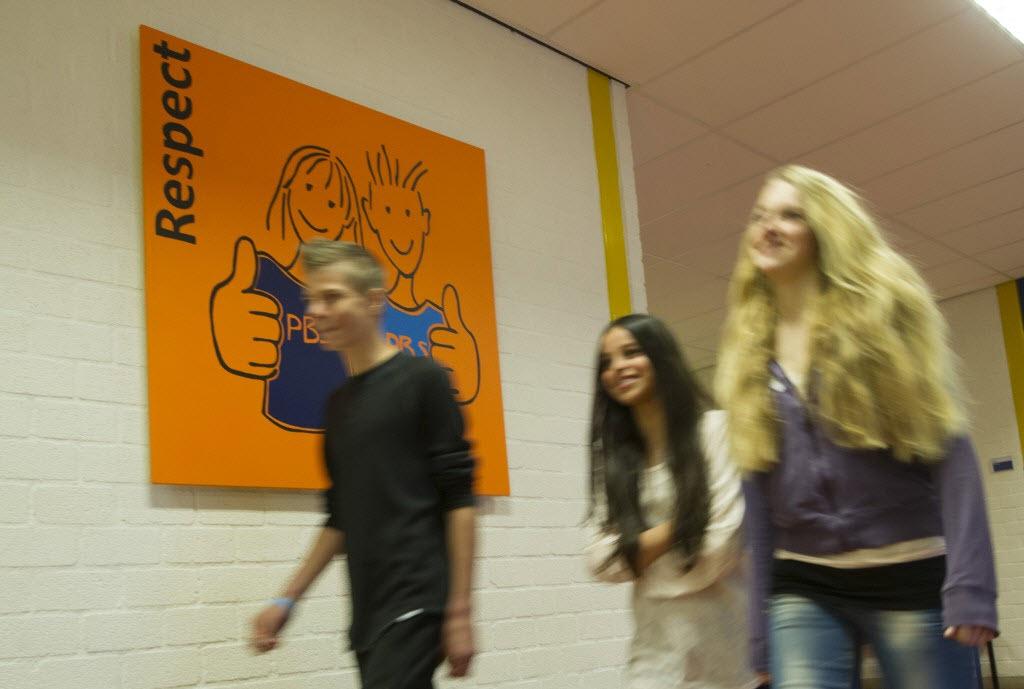 SWPBS VO school